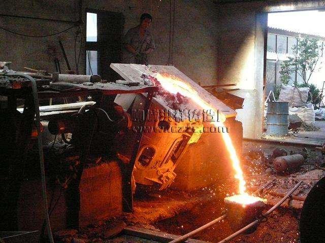 砂型铸造工艺流程(砂型铸造的8个